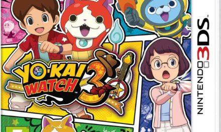 Yo-Kai Watch 3, bientôt sur Nintendo 3DS. Mieux vaut tard que jamais…