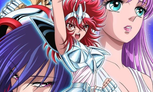 Le lancement de l'anime Saint Seiya : Saintia Shô approche à grands pas ! Sur Amazon Prime Vidéo et Animax PS4.
