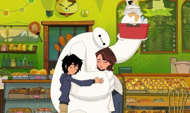 Baymax et les nouveaux héros (Big Hero 6: the series). Nouvelle série Disney Channel.