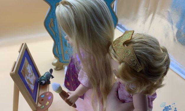 Les nouveautés de la gamme Disney Animators en photos