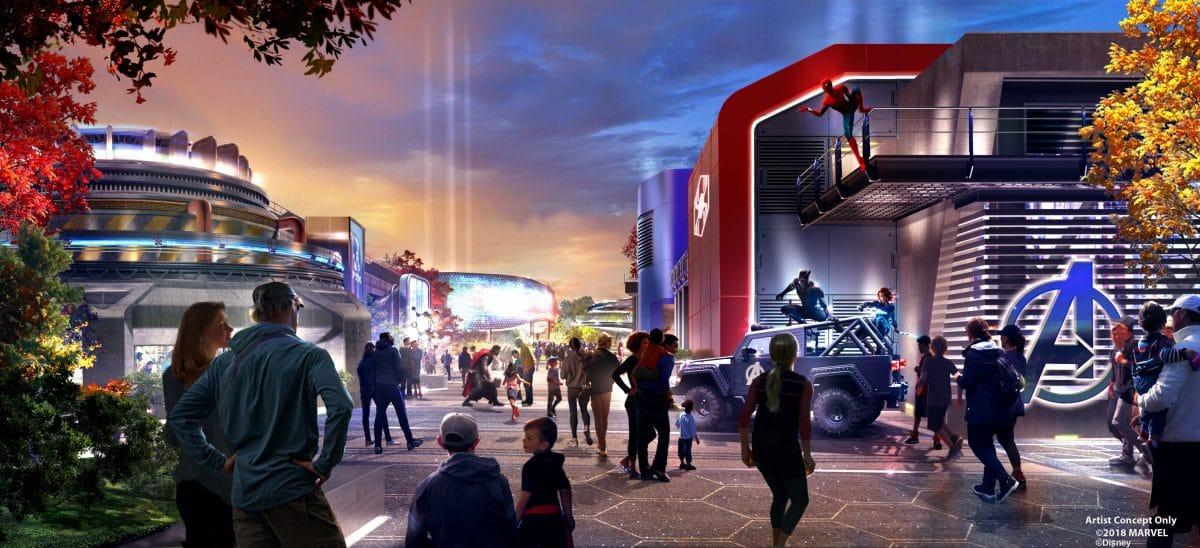 Le tour du monde des héros Marvel dans les parcs Disney n'épargnera (heureusement) pas Disneyland Paris. On vous dit tout.