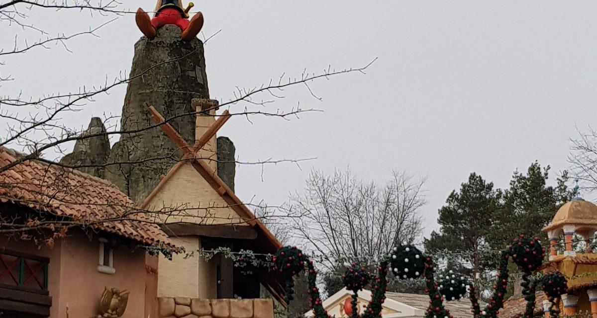 Célébrer Noël au Parc Astérix ? C'est possible ! Des nouvelles du 30ème anniversaire.