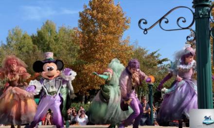 Revo-Rama : Festival et Soirée Halloween 2018 à Disneyland Paris (vidéo)
