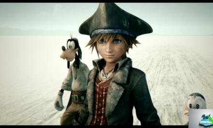 Revo-Rama PS4 : Kingdom Hearts 3 + Keyblade Kingdom Key Dark Side (vidéo)