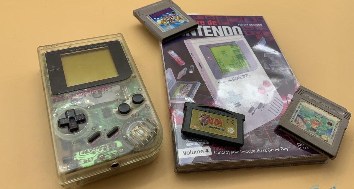 Mon regard sur la Gameboy, 30 ans après la sortie de la mythique console portable de Nintendo