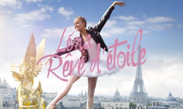 Léna – Rêve d'étoile (Find Me in Paris), fiction jeunesse européenne célébrant la danse et Paris, sera diffusée sur France 4 à partir du 17 avril, après nous avoir enchantés sur Disney Channel.