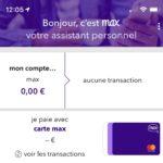 """""""Bonjour c'est Max, votre assistant personnel"""". Zoom sur une néo-banque française qui ne manque pas d'atouts pour vous séduire"""