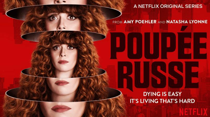 « Poupée Russe » sur Netflix, la Mort lui va si bien…
