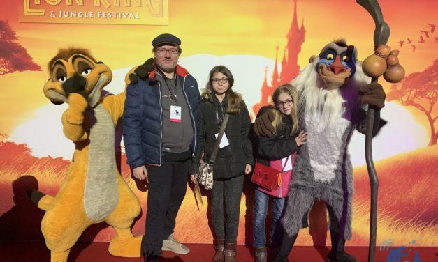 1er anniversaire du programme Insidears sous le signe de Marvel, Le Roi Lion, Frozen, Cars, Phantom Manor et la révolution numérique de Disneyland Paris.