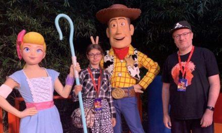 Chronique de l'avant-première de Toy Story 4 à Disneyland Paris et des Toy Story Play Days