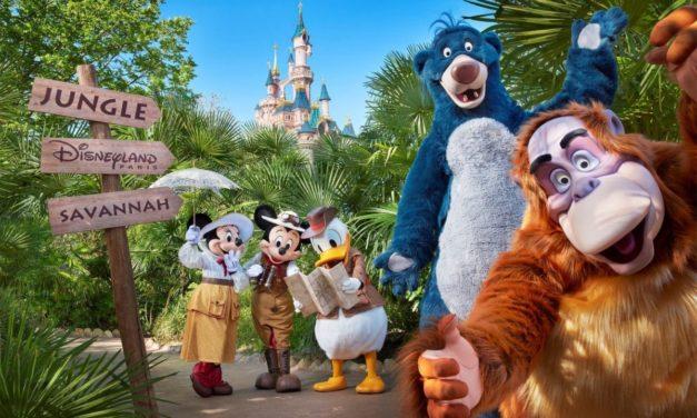 Alors que de nouveaux détails se dévoilent sur le Walt Disney Studios Park, Disneyland Paris met le paquet sur le Festival du Roi Lion et de la Jungle.