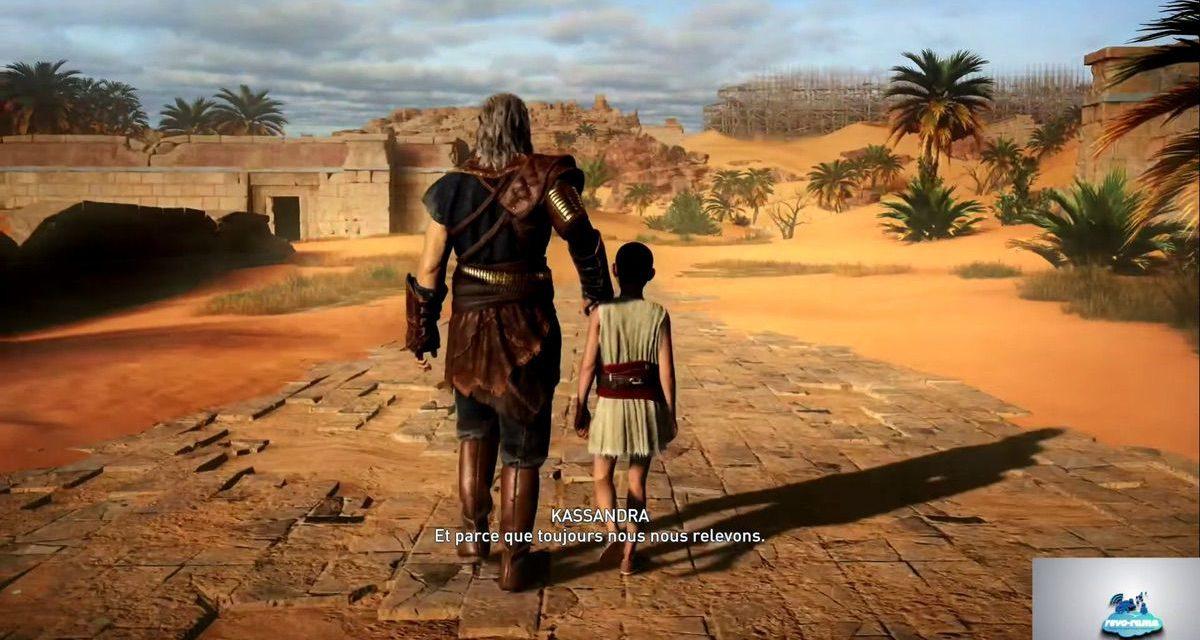 Revo-Rama spécial DLCs Assassin's Creed Origins et Odyssey (vidéo)