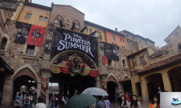 Le Revo-Rama à Tokyo DisneySea ! (vidéo)