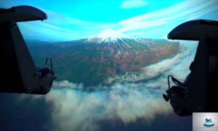 Le Revo-Rama : Au pied du Mont Fuji à Fuji-Q Highland ! (vidéo)