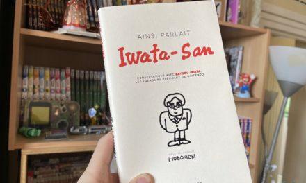 [Quick Review] Ainsi parlait Iwata-San (Mana Books)