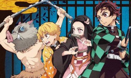 """Découverte de Demon Slayer (KIMETSU NO YAIBA). Du manga à l'anime, jusqu'au film """"Le train de l'infini"""" (Mugen ressha-hen)"""