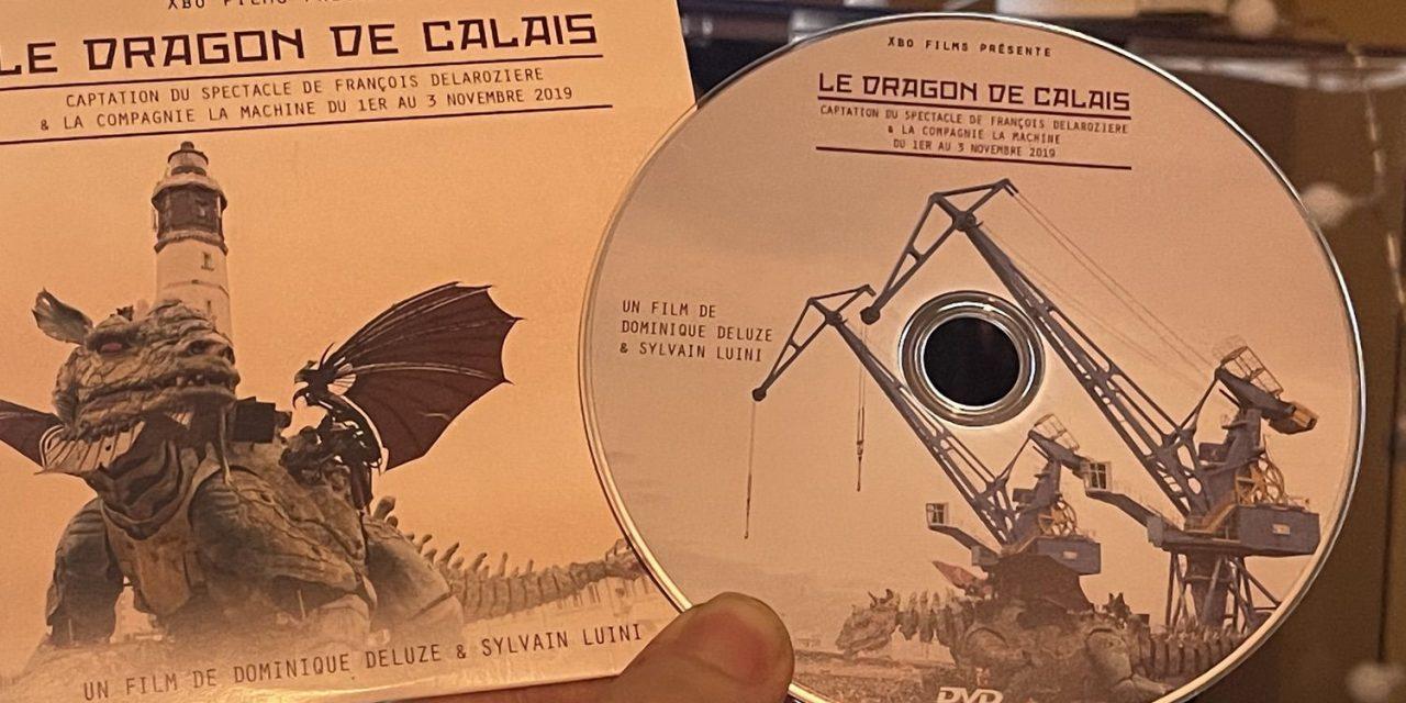 Le Dragon de Calais : Le DVD du spectacle du 1er et 3 novembre 2019.