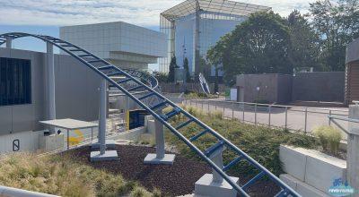 Le Revo-Rama au Futuroscope pour tester OBJECTIF MARS (Vidé...