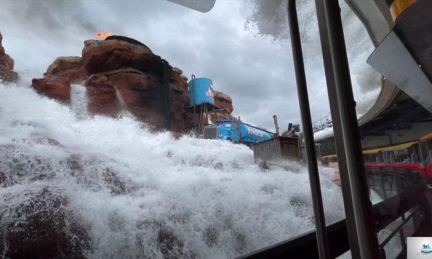 Cars Road Trip à Disneyland Paris (Vidéo)