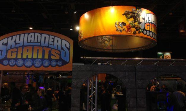 Les Skylanders vous attendent en famille à la Paris Games Week. 5 invitations à gagner !
